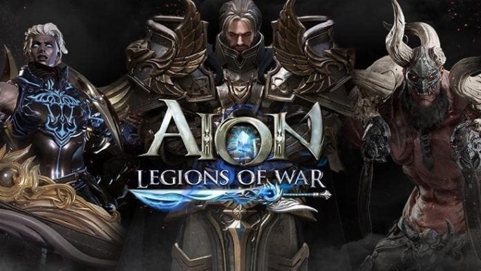 AION: Legions of War – First look at new mobile RPG from NCsoft