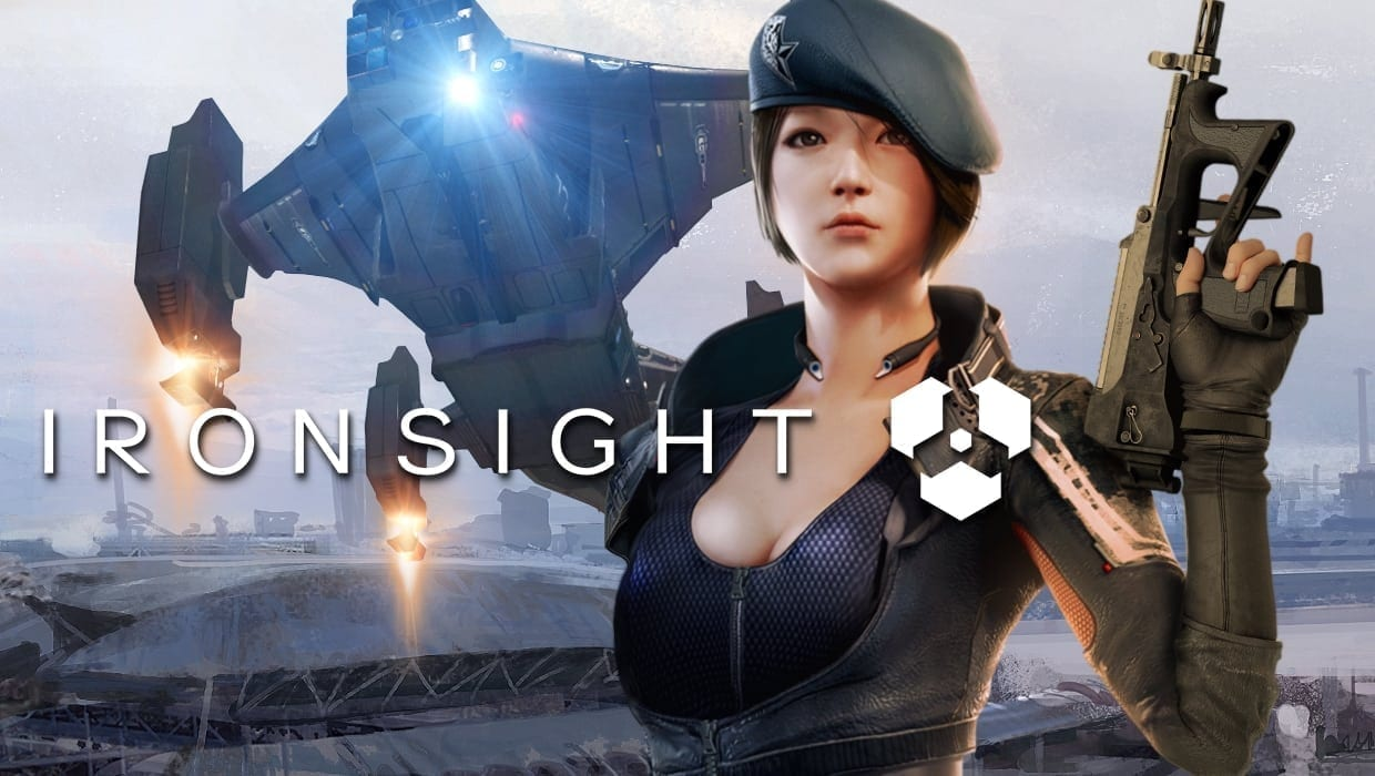 Ironsight – Futuristic online FPS announced for Western ...