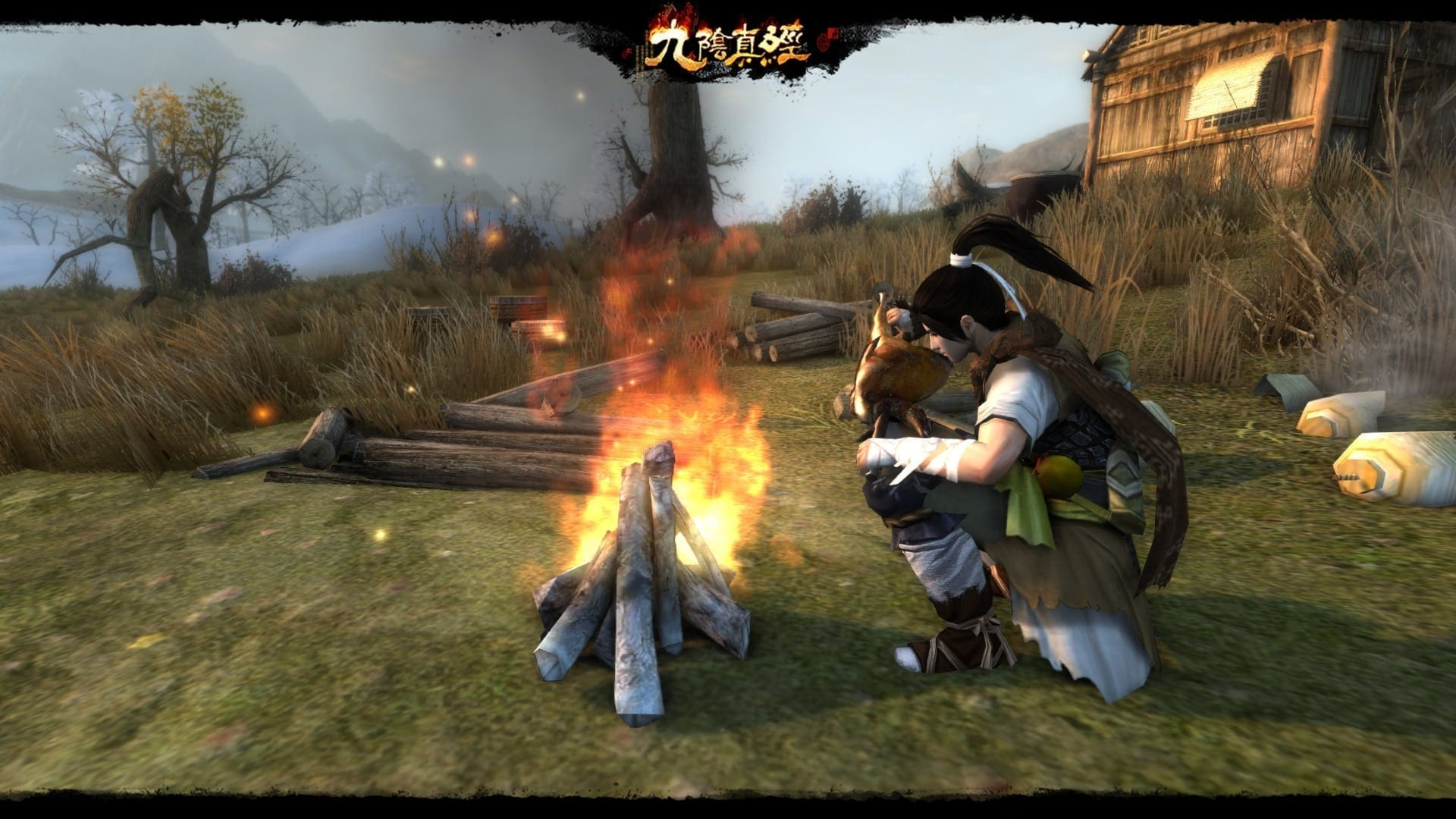Internal Skills - Official Age of Wulin Wiki