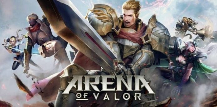 Arena of Valor 696x344 - Asian Games Arena Of Valor