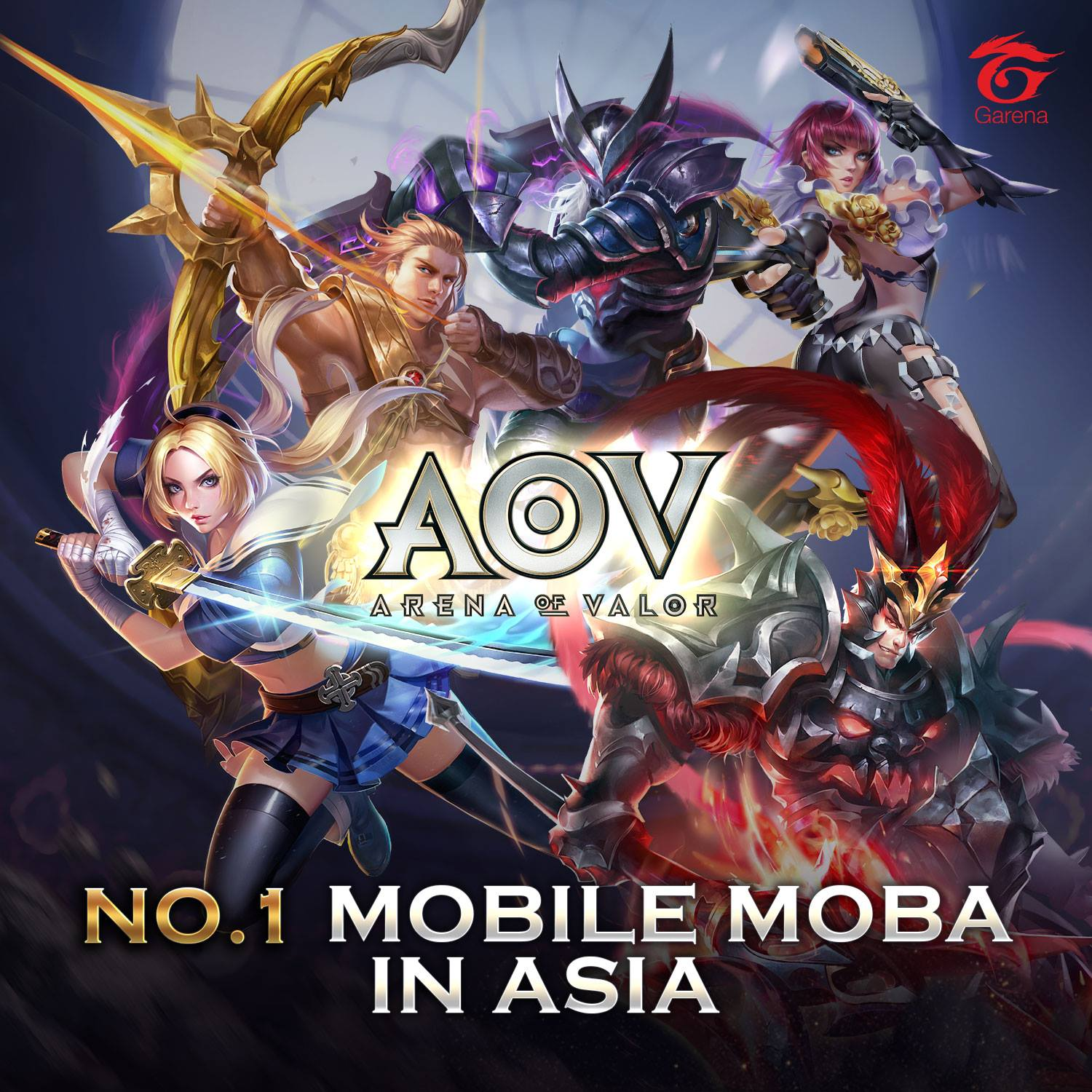 how to play arena of valor