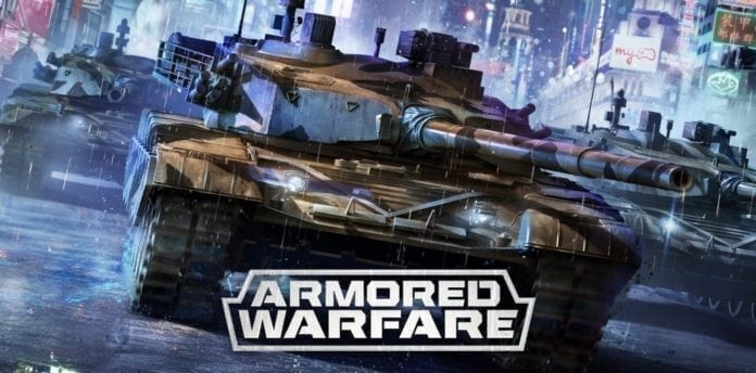 Armored Warfare – Command your mighty tank regiment on Steam today