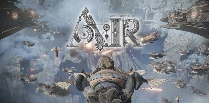 Ascent: Infinite Realm – Gameplay footage from G-Star 2017 livestream