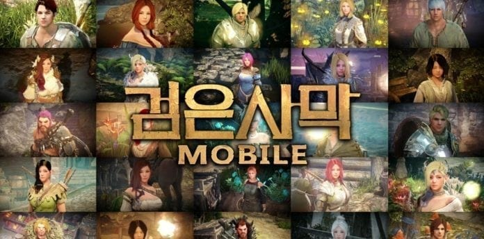 Black Desert Mobile – Pearl Abyss reveals launch schedule for