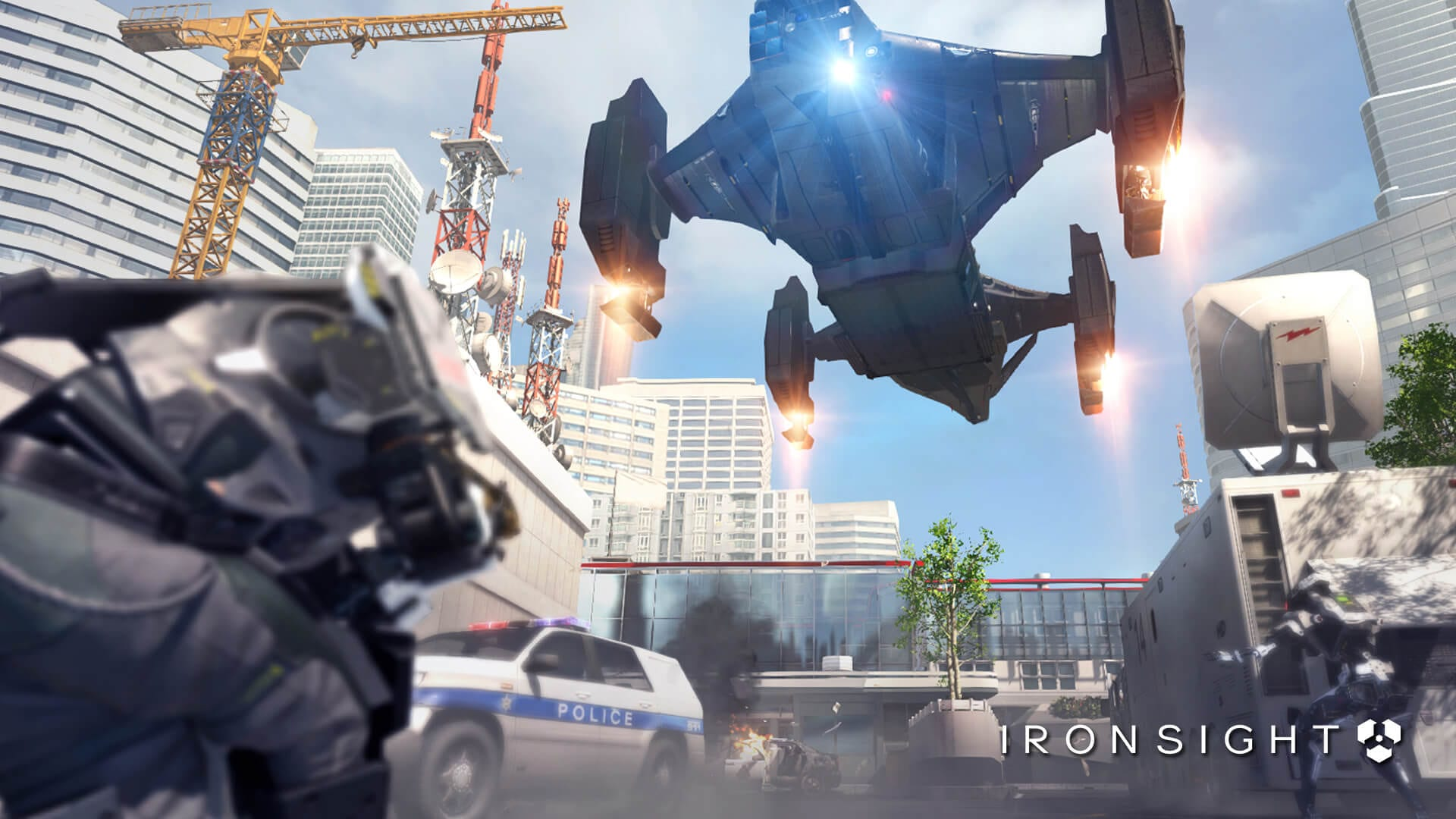 Ironsight – Gamigo announces Open Beta date for futuristic ...