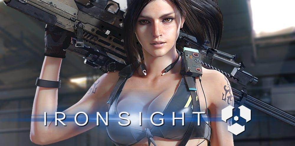 ironsight closed beta date announced for futuristic sci