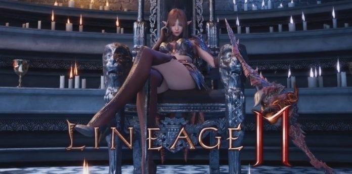 Lineage II M é Novo Mmorpg Mobile - GameVicio