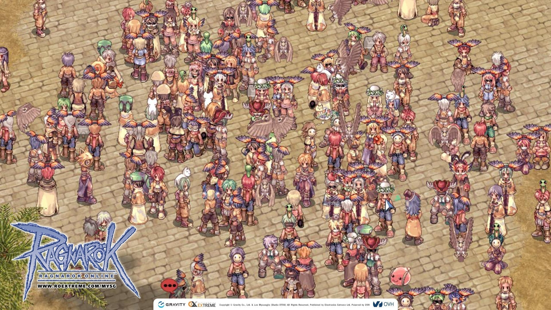 Ragnarok Online – Official server for classic MMORPG returns