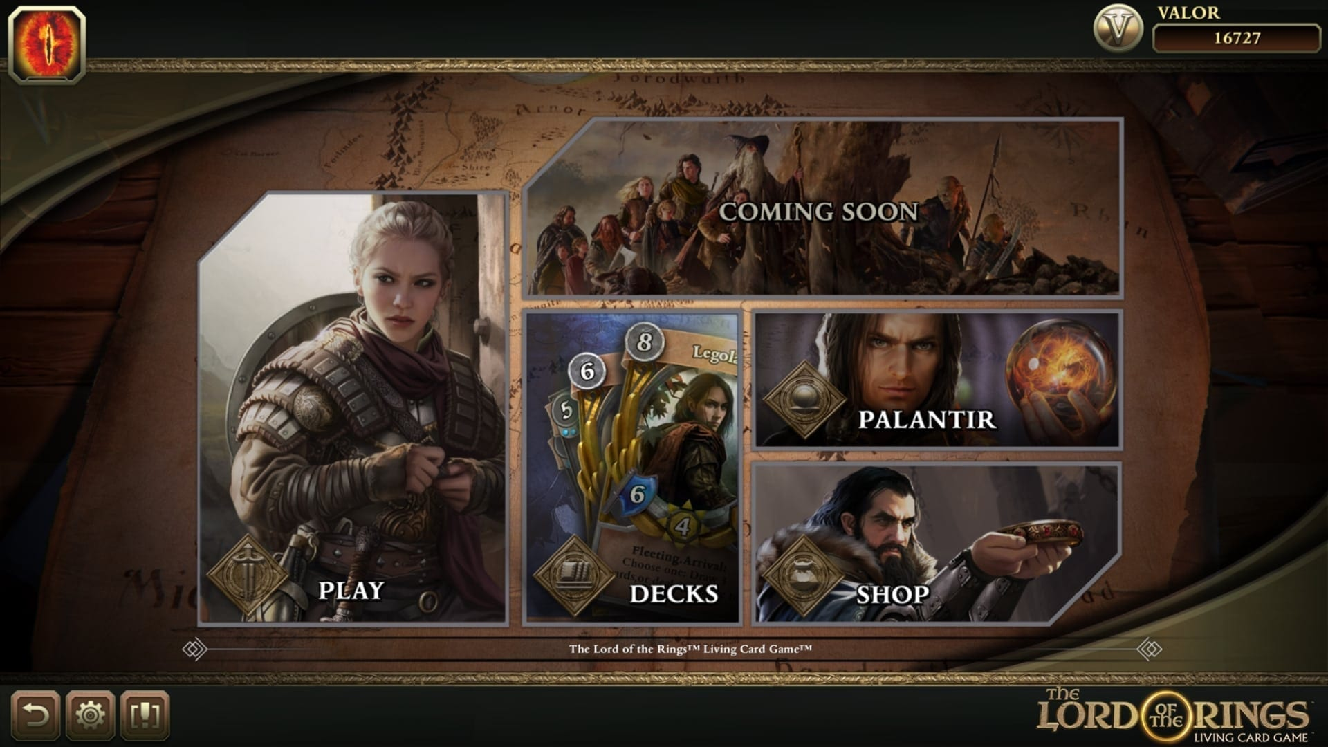 The Lord of the Rings   Board Game   BoardGameGeek