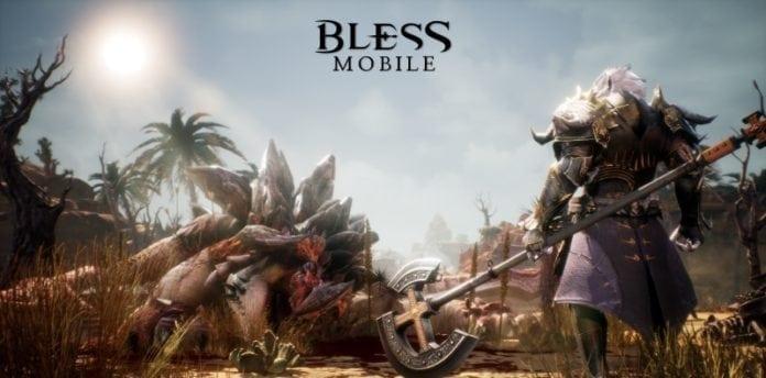 Bless Mobile. Возможно уже в этом году.