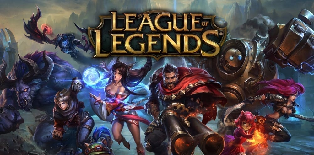 League Of Legemds