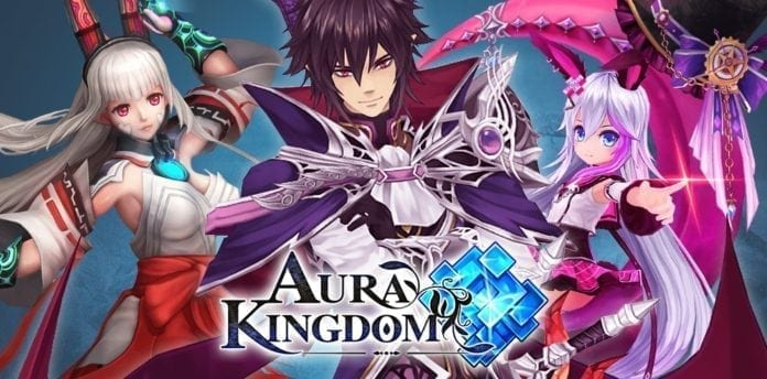 Aura Kingdom Mobile – Mobile MMORPG set to launch in