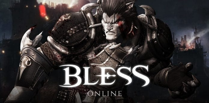 how to get bless online