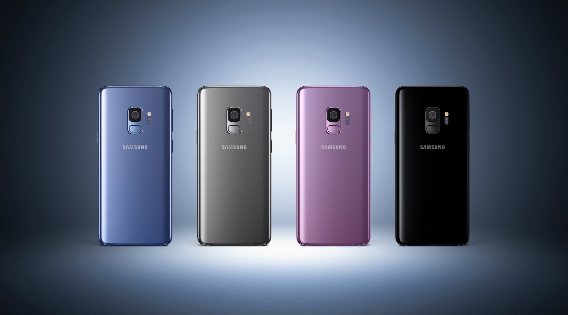 samsung galaxy s9 s9 new android smartphones announced. Black Bedroom Furniture Sets. Home Design Ideas