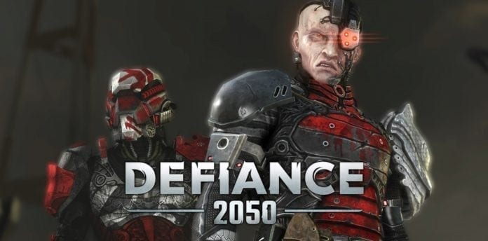 defiance 2050 closed beta dates revealed for open world sci fi shooter