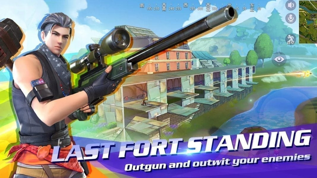 FortCraft coming to iOS/Android (Fortnite mobile clone by