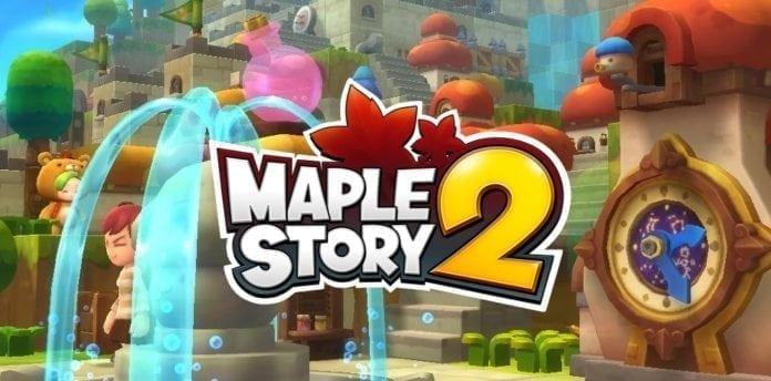 MapleStory 2 – Nexon America opens website for sequel to classic