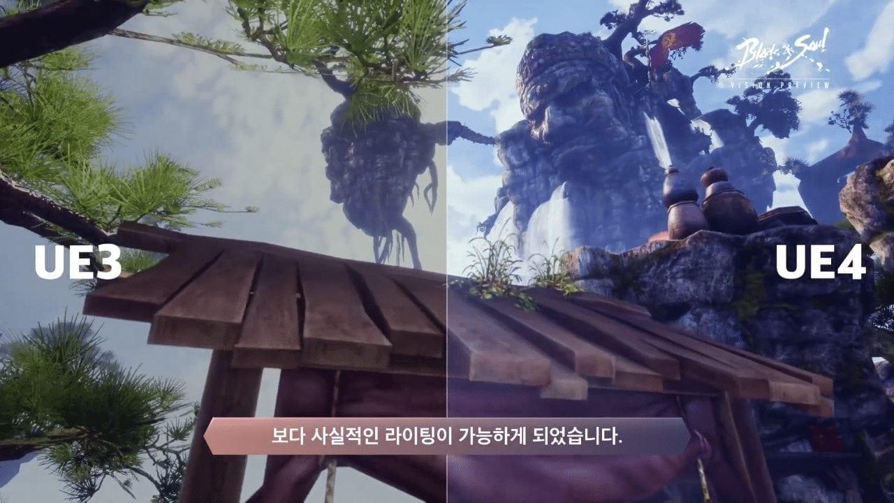 Blade & Soul – NCsoft previews upgrade to Unreal Engine 4