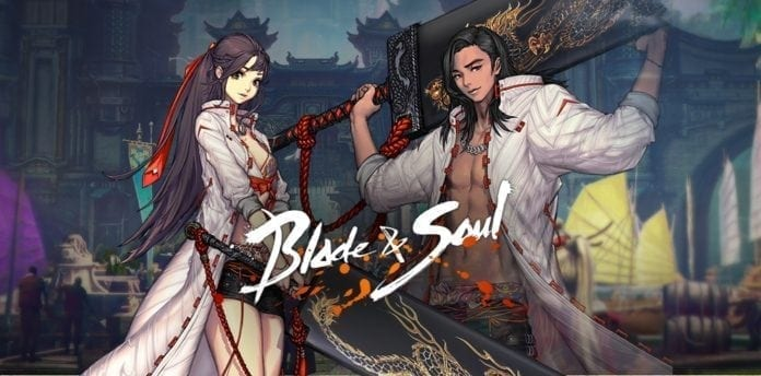 Blade & Soul - Possible battle royale map discovered in ...