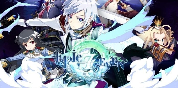 Epic Seven – New teaser revealed for upcoming official anime