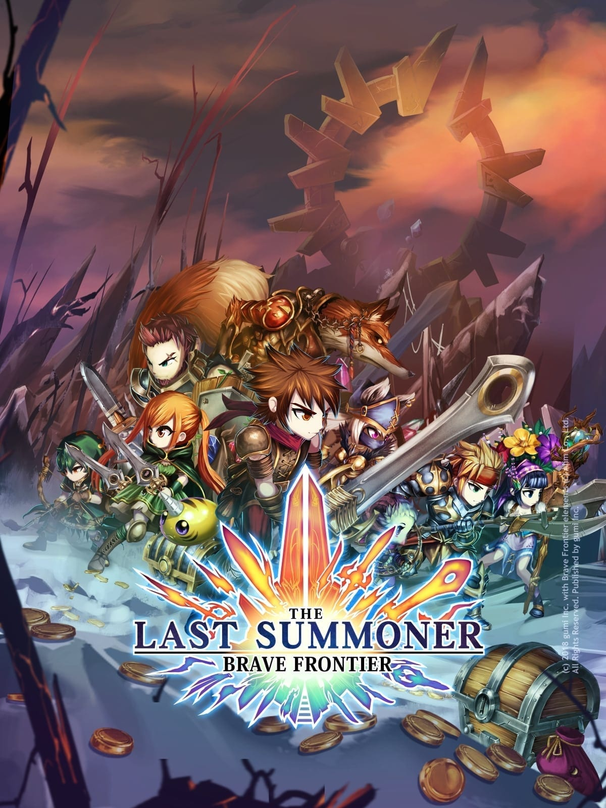[Soft Launch] Brave Frontier: Last Summoner [iOS & Android]