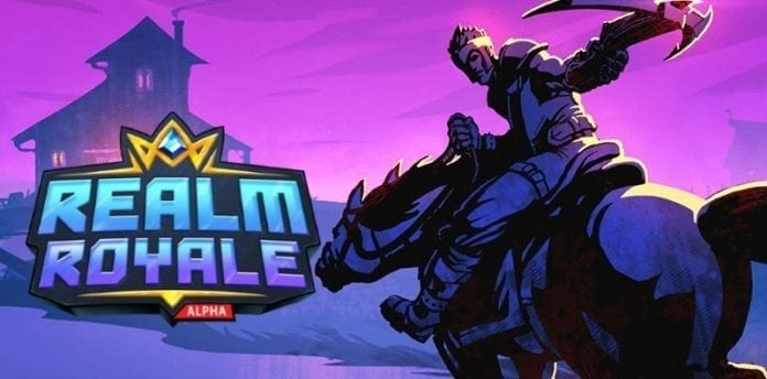 Realm Royale – Alpha version of medieval battle royale now ...