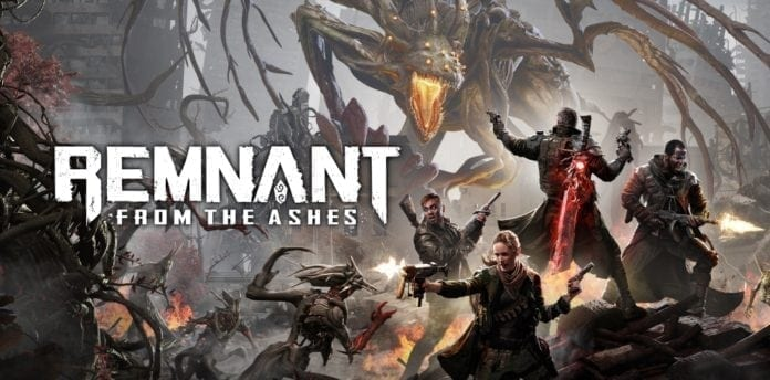 Remnant From The Ashes Perfect World Reveals New Online Shooter