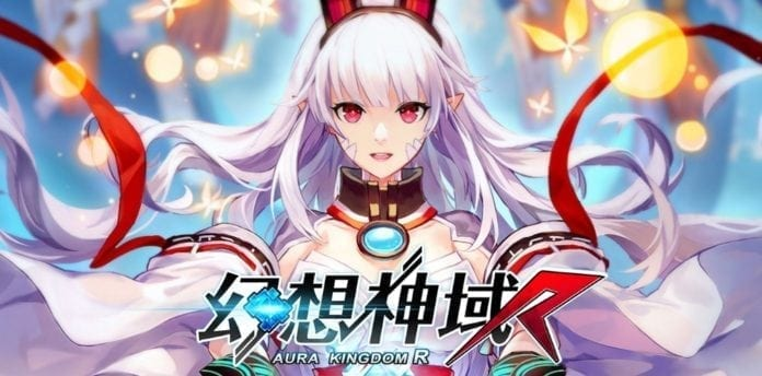 Aura Kingdom R – Quick look at new mobile anime MMORPG | MMO
