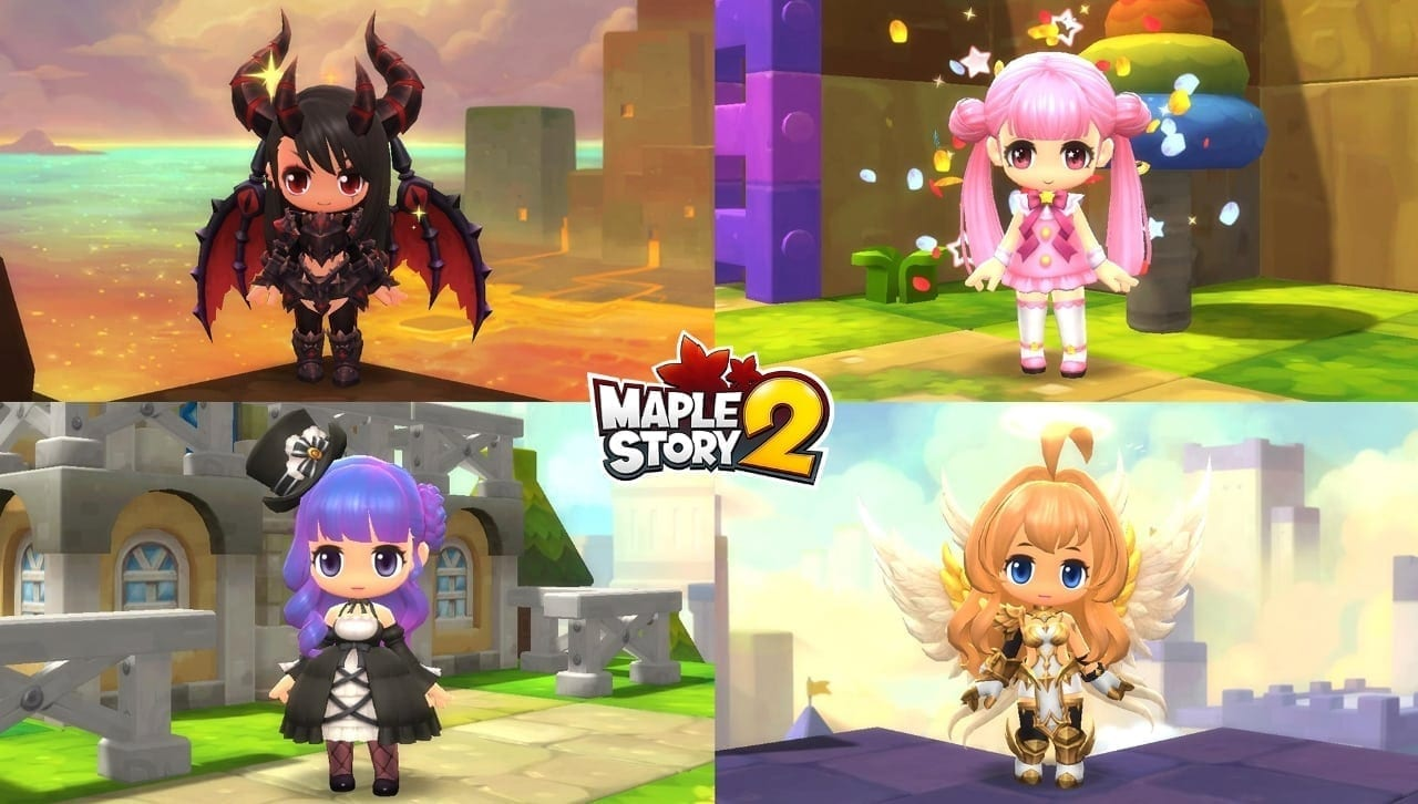 Maplestory 2 online dating