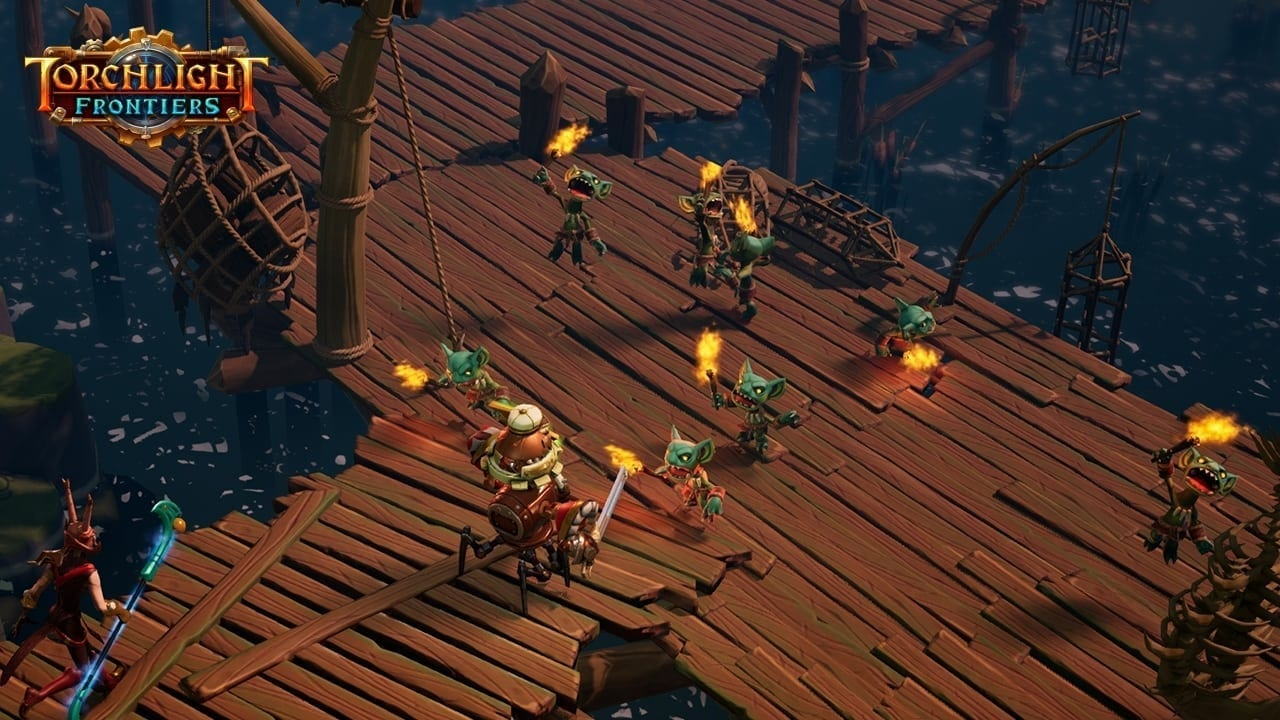 Torchlight Frontiers – Debut gameplay trailer revealed at Gamescom