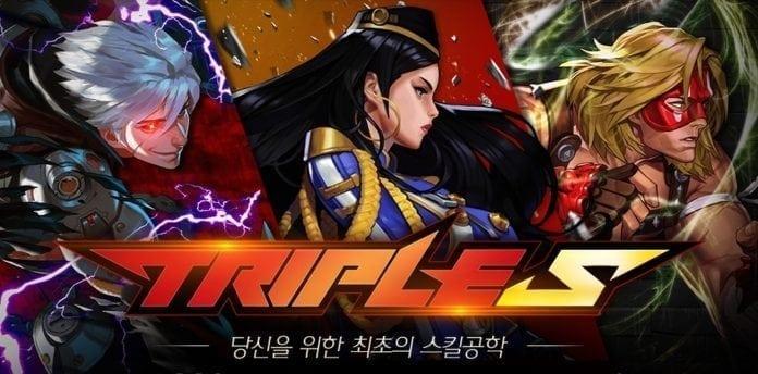 Triple S Mobile Action RPG Begins Pre Registration In South Korea