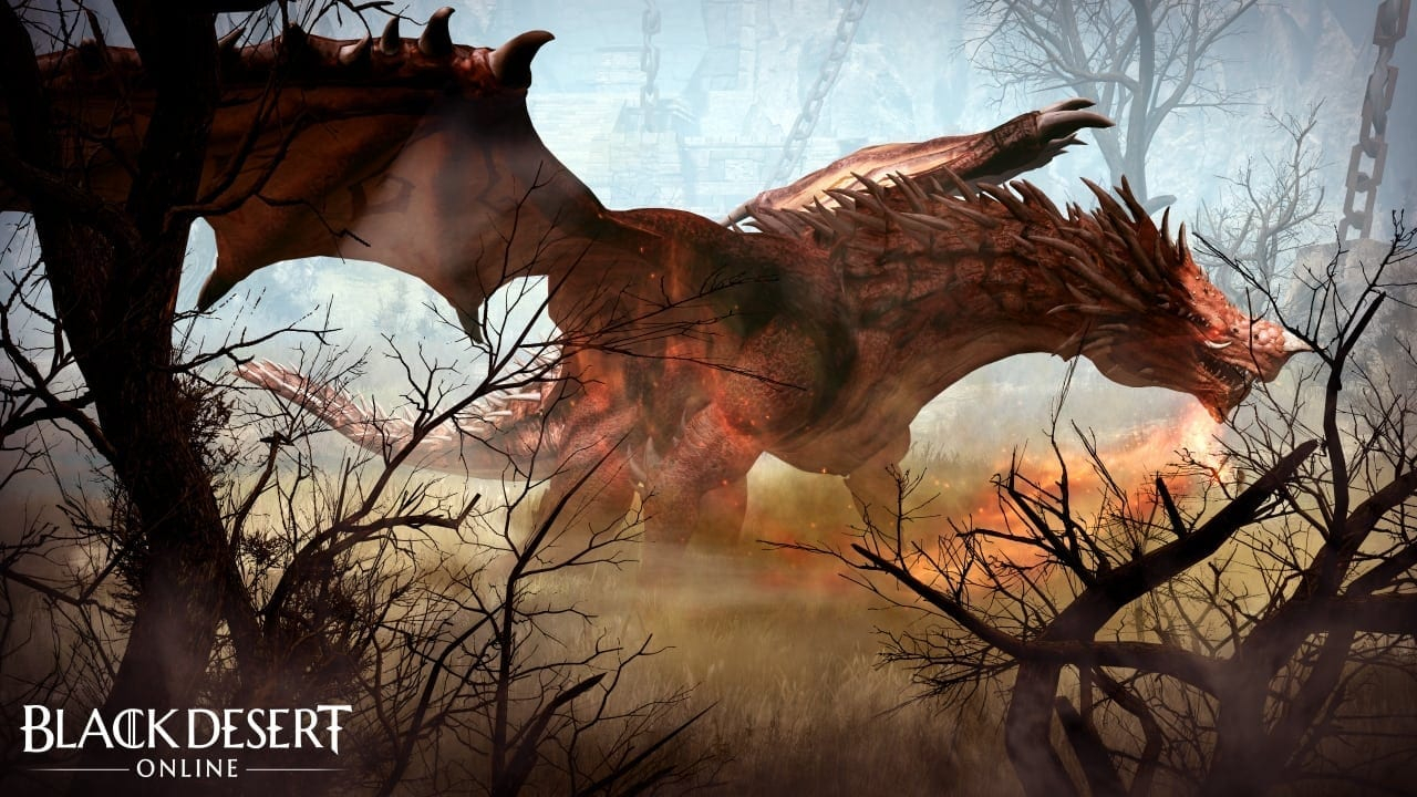 Black Desert Online – Drieghan update arrives with massive