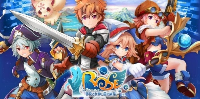 ROSE Online Mobile hack version