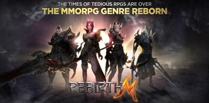 Rebirth M apk android, pc et ios