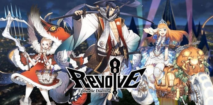 Revolve 8 hack version