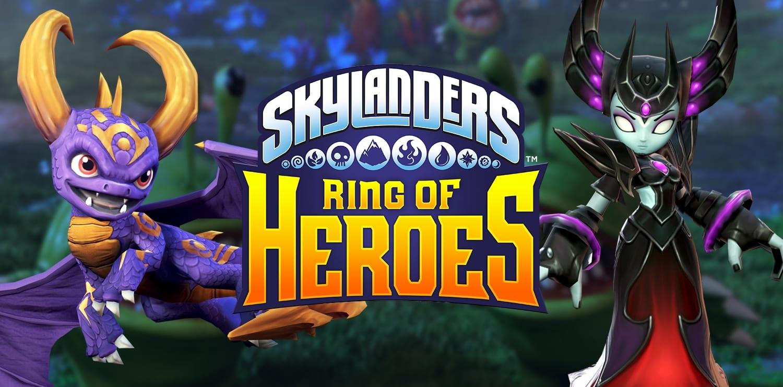 Skylanders Ring Of Heroes Pre Registration Begins On New