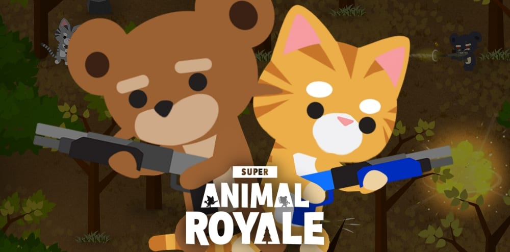 Super Animal Royale – Quick look at Super Beta test phase of amazing