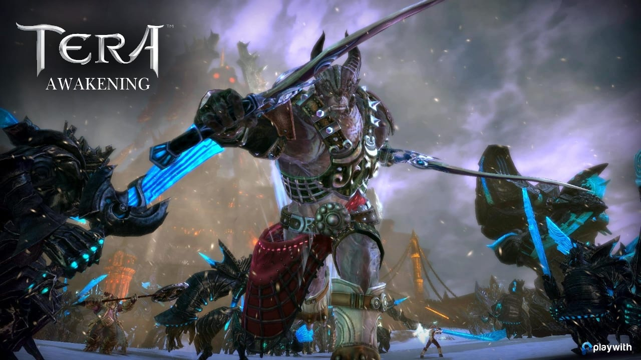 TERA – Interview with SEA server publisher Playwith SEA | MMO Culture