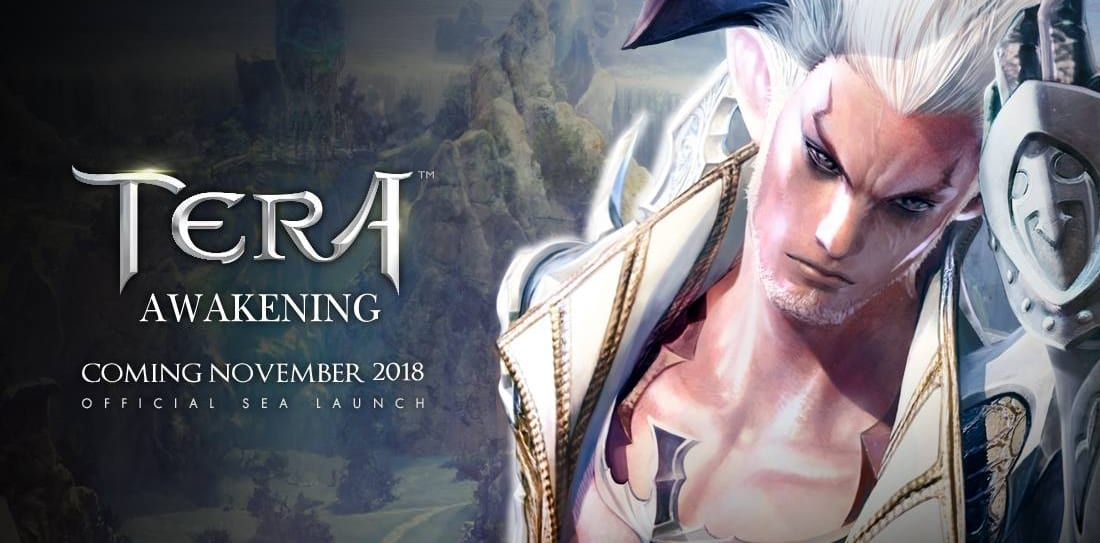 TERA – Limited number of starter item codes for official SEA
