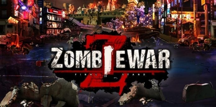 Zombie War Z – Horror mobile RPG now available in selected SEA
