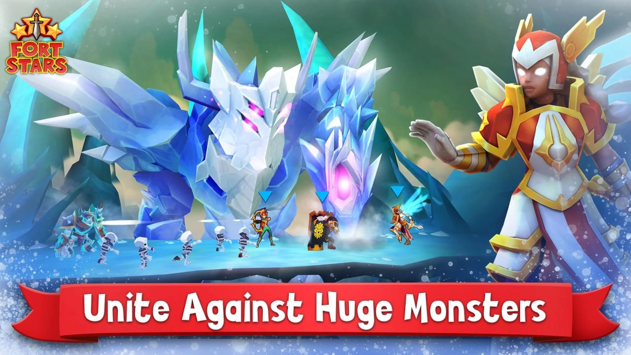 Fort Stars apk android, pc et ios