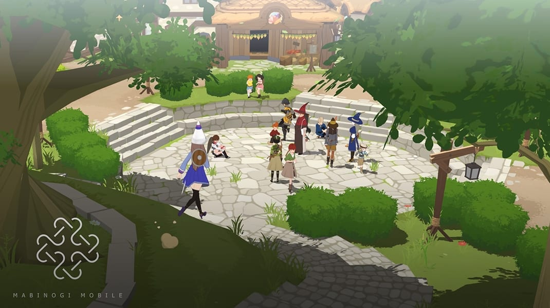 Mabinogi Mobile – A mobile RPG experience designed for gamers of all