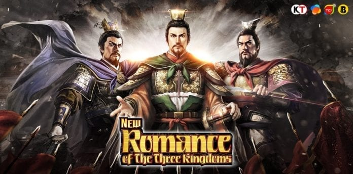 New Romance of The Three Kingdoms – Koei Tecmo launches new mobile warfare title worldwide