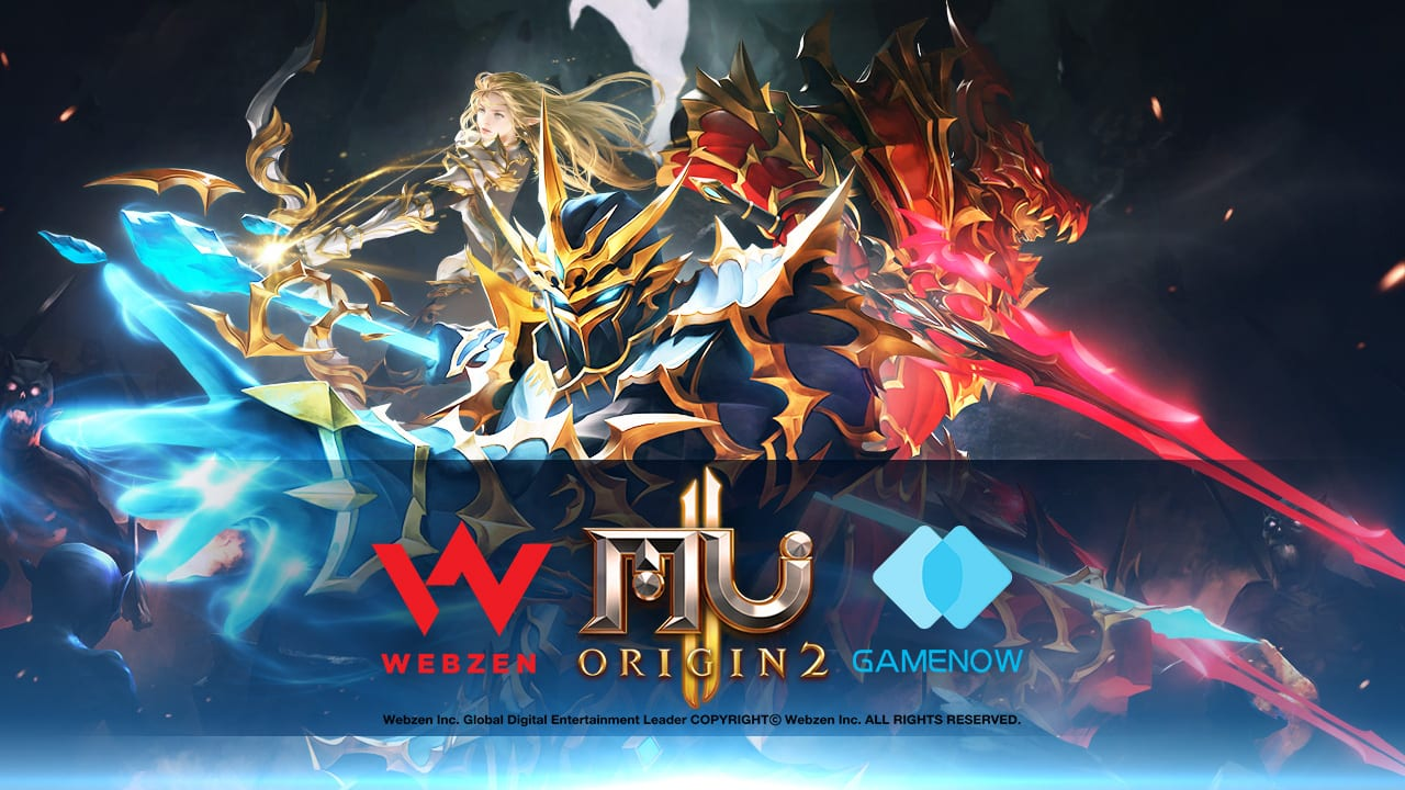 Mu Origin 2 Mod Apk Latest Version