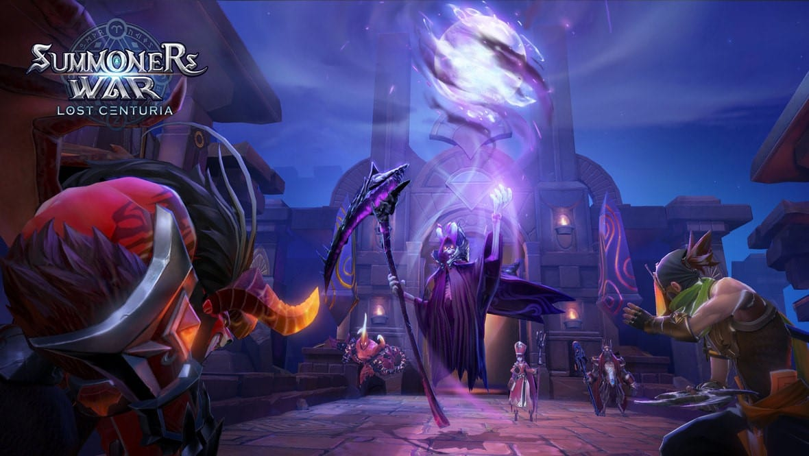 Summoners War: Lost Centuria – Com2uS reveals first official details