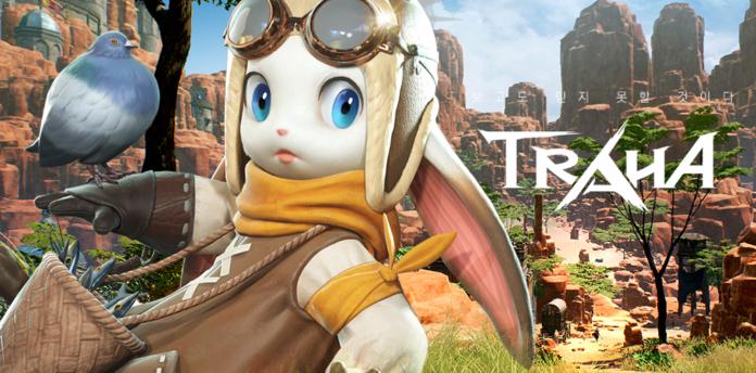 Traha – New trailer showcases professional skills for mobile MMORPG