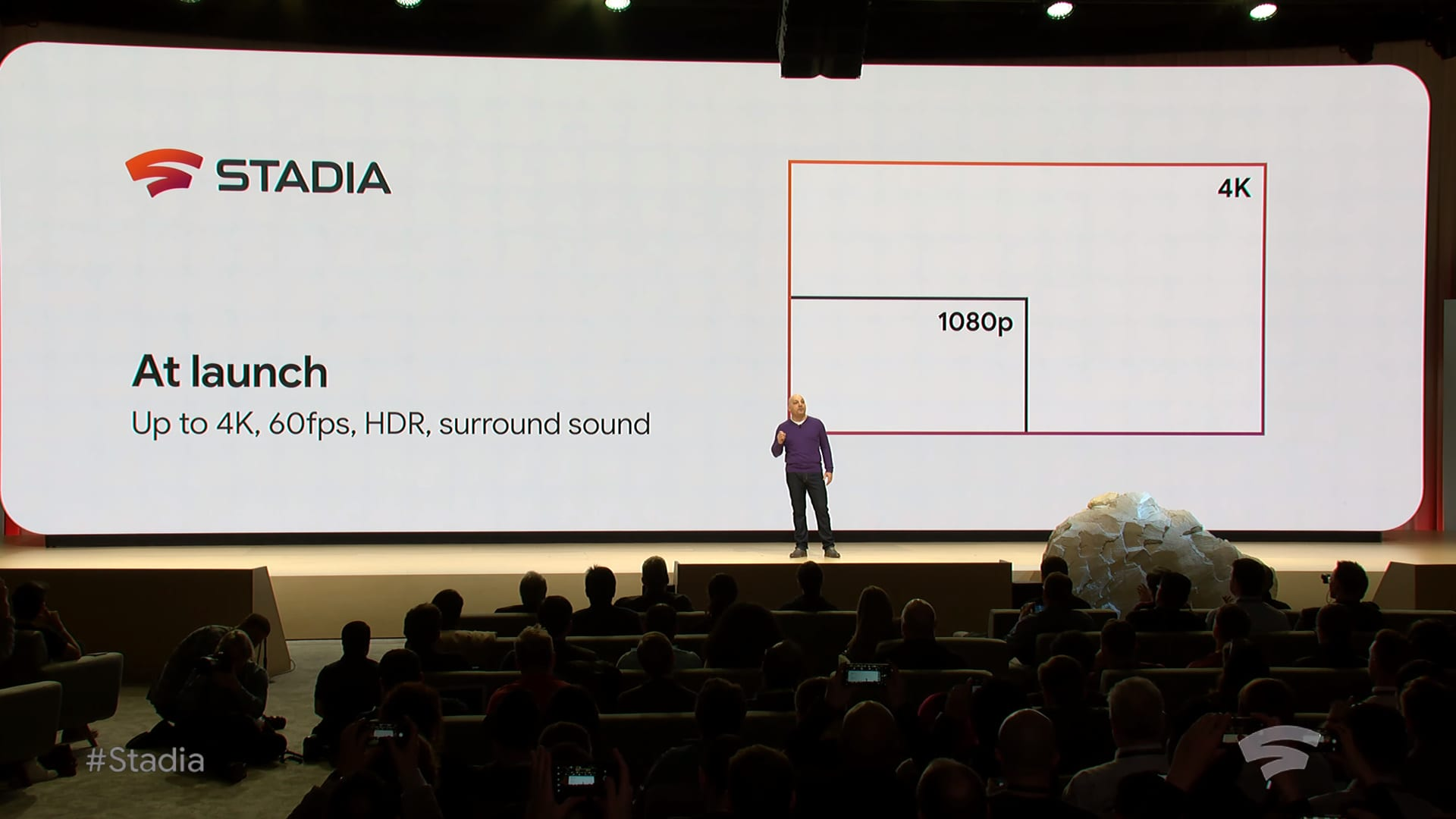 Stadia – Google unveils new cloud gaming platform and its