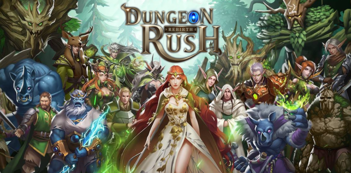 Dungeon Rush: Rebirth – Quick look at new dark fantasy mobile idle
