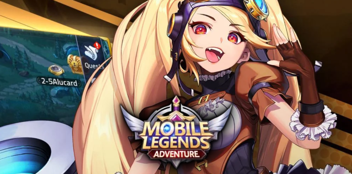 Image result for mobile legends adventure
