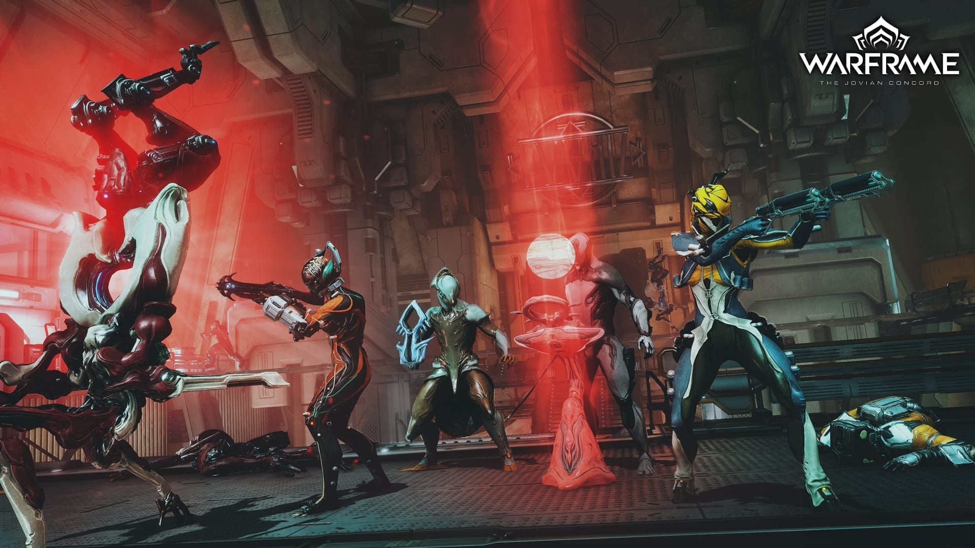 Warframe – The Jovian Concord update arrives next week with